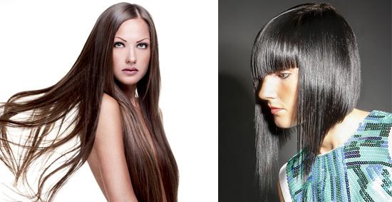Le salon le lissage br silien au salon de coiffure de for Salon de coiffure pour lissage bresilien
